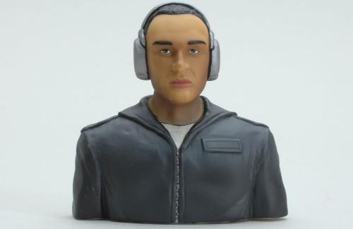 Slimline 'Anthony' Pilotenfigur Slimline