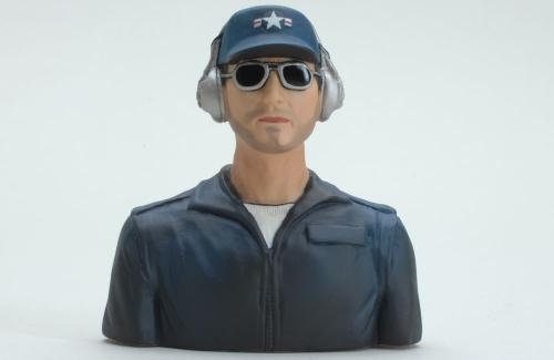 Slimline 'Ice Man' Pilotenfigur Slimline