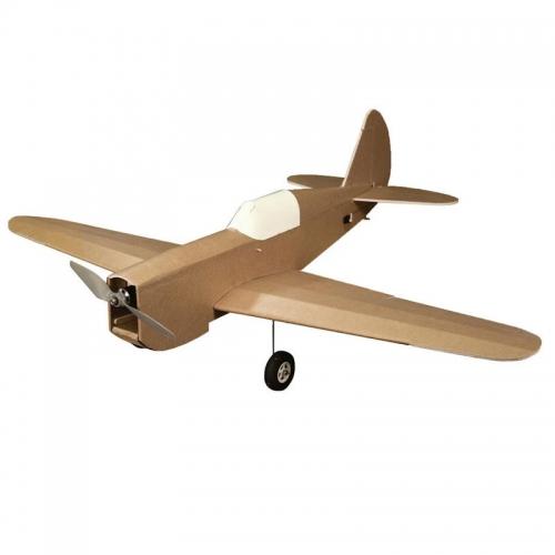 P-40 Graupner FT4148 Flite Test