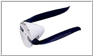 CAM FOLDING PROP 12x6 cm Linkslauf Graupner 1335.12.6L