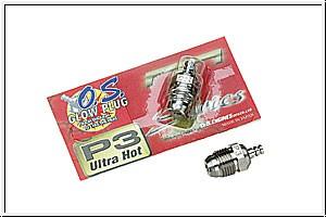 Turbo Glühkerze P3 ultra hot Graupner 1575