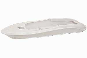 Rumpf,Deck m. RC-Wanne Graupner 2024.2