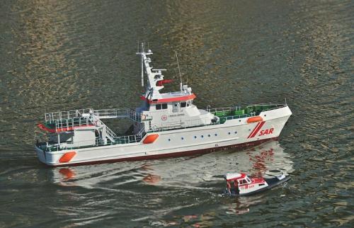 WP Seenotkreuzer SK32 Harro Koebke Graupner 21008.P