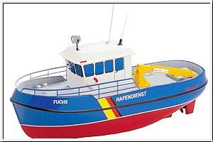 WP FUCHS Kleines Hafendienstb Graupner 2124