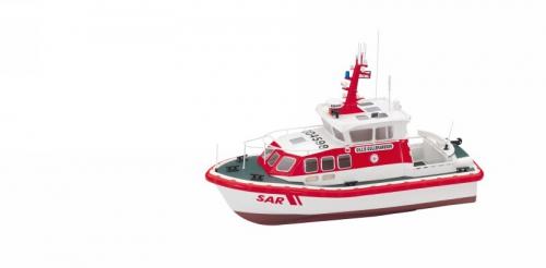 Seenotrettungsboot der 9-m-Klasse Länge ca. 476 mm Graupner 2139