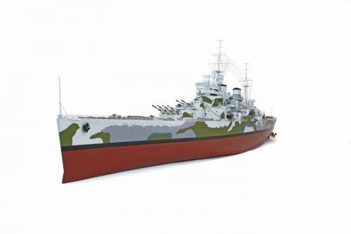 HMS PRINCE OF WALES Rumpflänge ca. 1500 mm Graupner 2159
