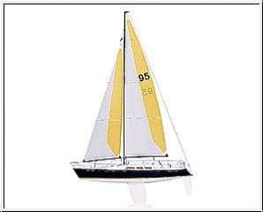WP SAPHIR  Bausatz Graupner 2195.S