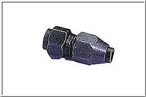 Kupplung f.flex.Welle 1/16 Graupner 2256