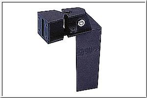 Ruderanlage 70x45 mm Graupner 2332.1