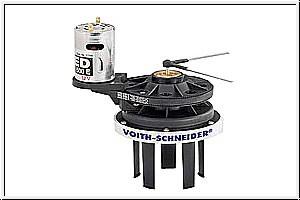 VOITH-SCHNEIDER®-Antrieb Graupner 2358