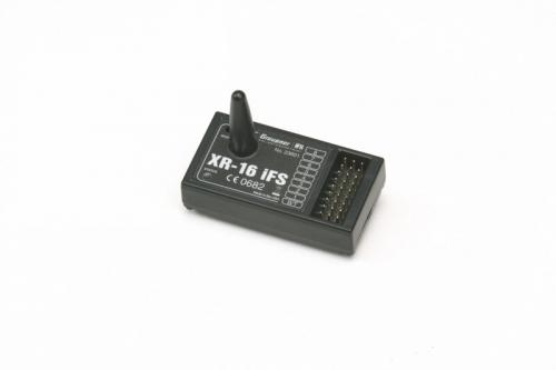 Empfänger XR-16 iFS Graupner 23601
