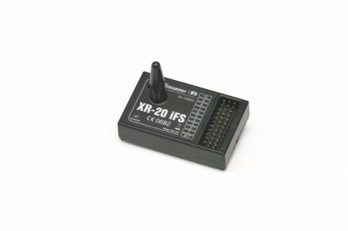Empfänger XR-20 iFS Graupner 23602