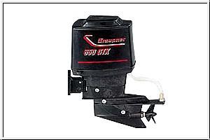AußenbordmotorGTX 650 Graupner 2370