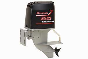 Außenbordmotor GRAUPNER GTX-820 Brushless Graupner 2380