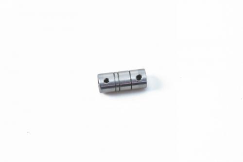 Kupplung 3,17 auf 4,0mm Graupner 2436.5