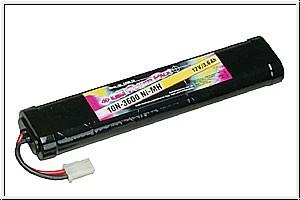 GM Power Pack 360010N-3600 12V G2 Graupner 2490.10