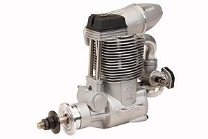 OS MAX FS-200S-Pincl. Schalldämpfer Graupner 2733
