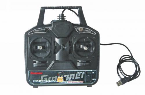 SIM-Control 6 Mode 2 Graupner 33006.M2
