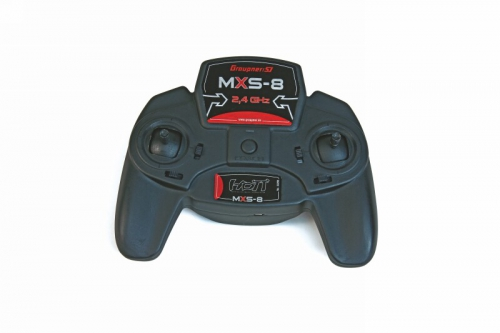 MXS-8 Graupner HoTT Computersystem 2,4GHz Graupner 33200