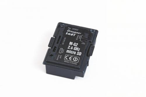 Umrüst-Set mc-24/24iFS+GR-24+Smartbox Graupner 33302.UMS