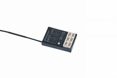 Graupner/SJ 33505 Empfänger GR-12S HoTT 2.4 GHz 6 Kanal Graupner