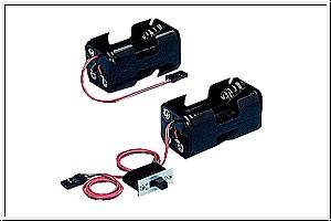 Batteriebox ohne Kabel Graupner 3932