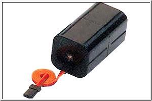 Batteriebox geschl.mit Kabel Graupner 3933