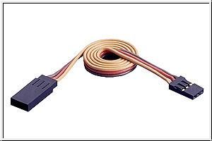 V-Kabel GOLD 110mm VE10 Graupner 3936.11.10