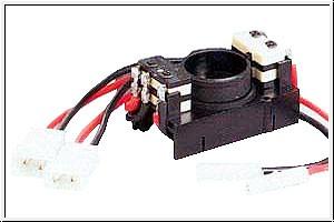 Bausatz Aufsatzschalter Graupner 3966
