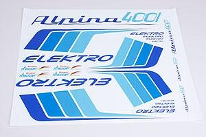 Dekor Alpina 4001E Graupner 40140.15