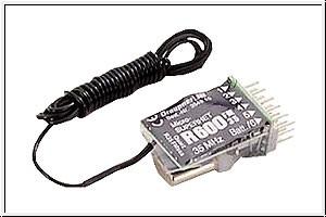 Empfänger R 600 FM 40 MHz lig Graupner 4054.10