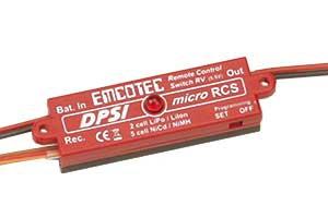 Fernsteuerbarer elektr. Ein-/Ausschalter Graupner 4131