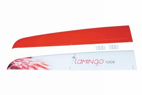 Flächensatz FlamingoDesign Segler Graupner 41515.3