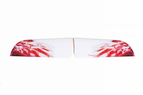 Höhenleitwerk Flamingo Design Graupner 41515.4