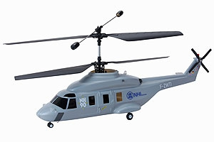 micro NH90� indoor Rotor-� ca. 340 mm Graupner 4489