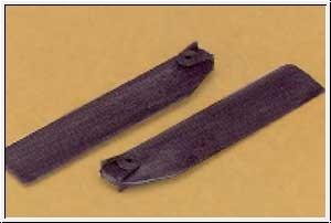 Heckrotorblätter,60,schwarz Graupner 4682.59A