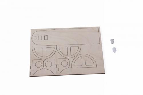 BallastsystemEASY-CLICK#40850 u.a. Graupner 47001