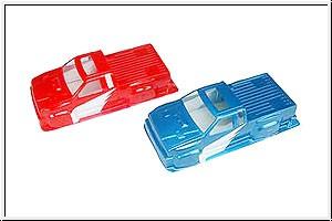 Truck-Karosserie, bemalt Graupner 4855.203