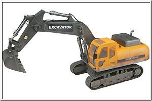 Raupenbagger EXVACATOR M 1:12 Graupner 5064