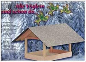 Vogelfutterhaus Graupner 5850