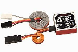 Gyro G 750 T Graupner 5961
