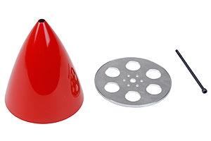 CFK-Spinner, 130 mm Graupner 6284.130