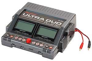 ULTRA DUO PLUS 50 mit Kaltgerätekabel CH Graupner 6444.CH