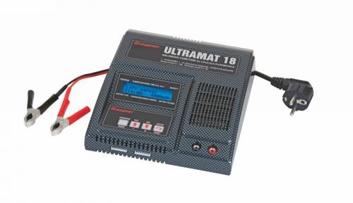 Ultramat 18 Li, Pb,NiMH Ladegerät Graupner 6470