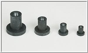 Vibrationsabsorber M6  4 St. Graupner 6853.6