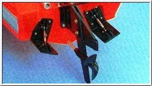 Trimmklappen Graupner 699