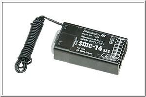 Empfänger SMC 14 35MHz Graupner 7033