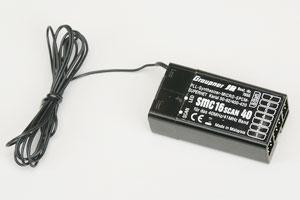 Empf�nger SMC 16SCAN40 MHz Graupner 7055