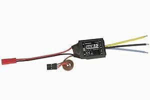 COMPACT FLY 25 BEC G3,5 Stecker Graupner 7221