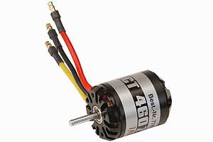 COMPACT 460Z 7,4 VBrushless Motor Graupner 7747